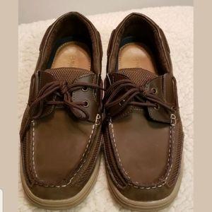 Mens size 10 deck shoes